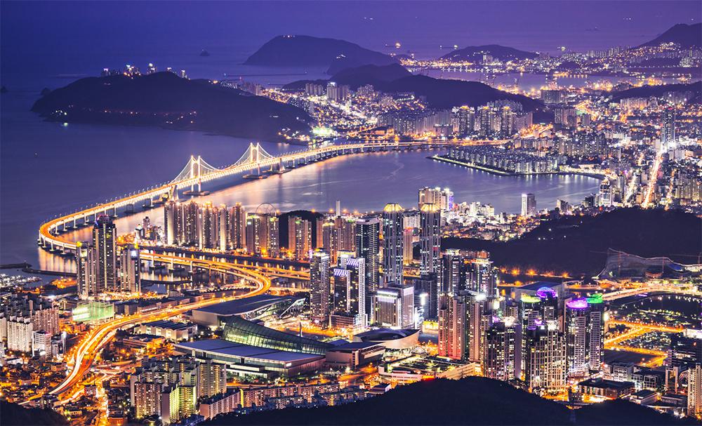 Du lịch Busan – thành phố cảng xinh đẹp, lớn nhất Hàn Quốc
