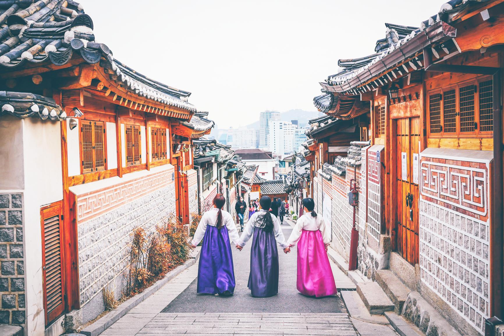 Kinh nghiệm xin visa du học Hàn Quốc.
