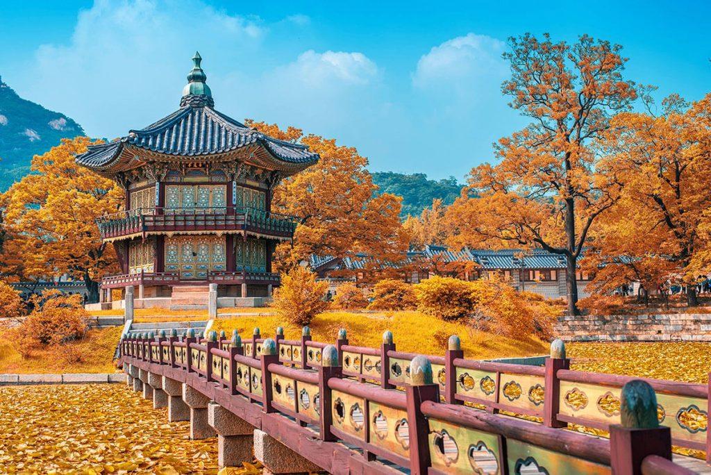 Mùa thu – mùa du lịch lý tưởng nhất tại Hàn Quốc