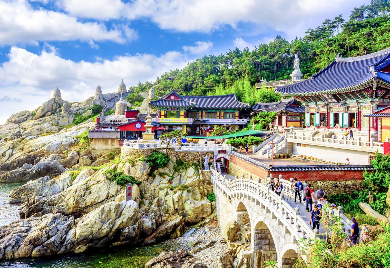 Khí hậu Hàn Quốc qua 4 mùa trong năm